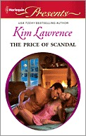 The Price of Scandal by Kim Lawrence