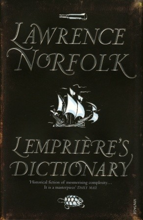 Lemprière's Dictionary by Lawrence Norfolk