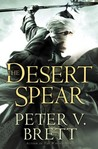 The Desert Spear (Demon Cycle, #2) cover