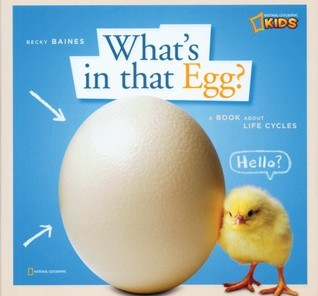 What's in That Egg?  by Becky Baines