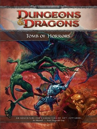 Tomb of Horrors by Ari Marmell
