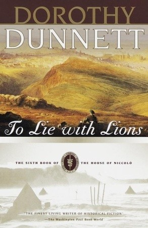 To Lie with Lions (The House of Niccolo, #6)
