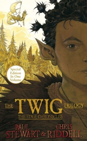 The Twig Trilogy (Edge Chronicles #1-3): Includes Beyond the Deepwoods, Stormchaser & Midnight Over Sanctaphrax