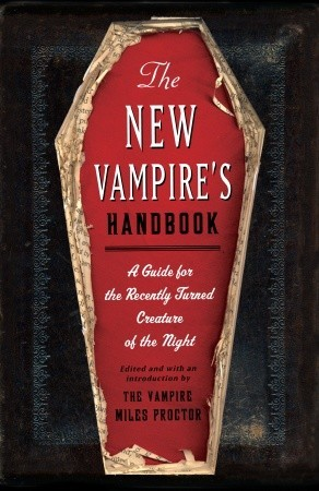 The New Vampire's Handbook by Joe Garden