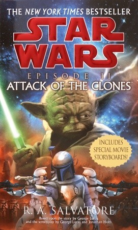 Star Wars: Episode II - Attack of the Clones (Classic Star Wars)