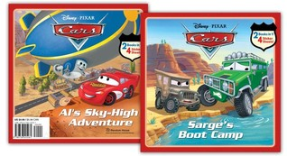 Sarge's Boot Camp/Al's Sky-High Adventure (Disney/Pixar Cars)