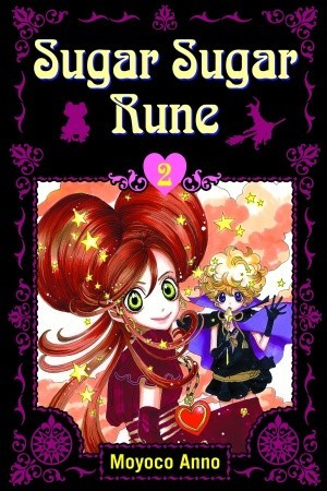 Sugar Sugar Rune, Volume 2 by Moyoco Anno