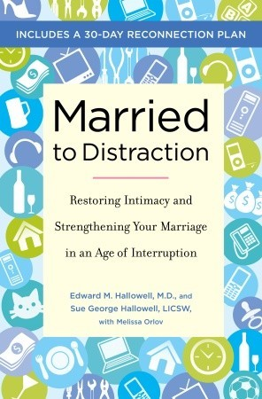 Married to Distraction by Melissa Orlov