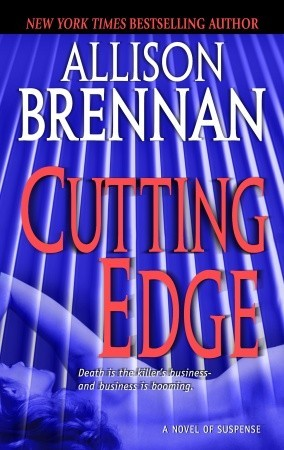 Cutting Edge: A Novel of Suspense