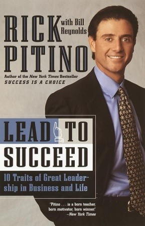Lead to Succeed by Rick Pitino
