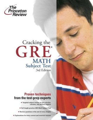 GRE Math Subject Test - Mathematics Stack Exchange