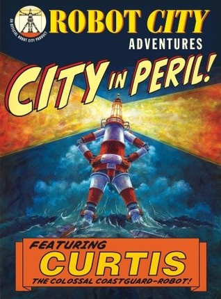 City in Peril! by Paul Collicutt
