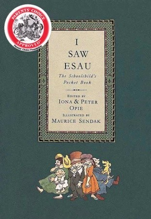 I Saw Esau by Iona Opie