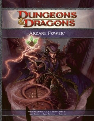 Arcane Power by Logan Bonner