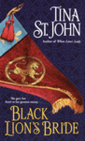Black Lion's Bride by Tina St. John