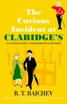 The Curious Incident at Claridge's (Country House Crime Mystery, #5)