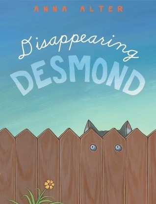 Disappearing Desmond by Anna Alter