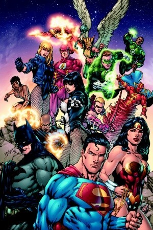 Justice League of America (Volume 4): Sanctuary
