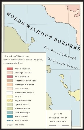 Words Without Borders by Alane Salierno Mason
