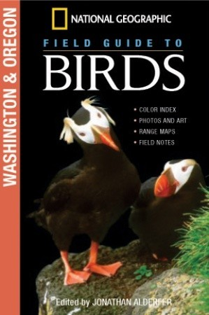 National Geographic Field Guide to Birds: Washington/Oregon