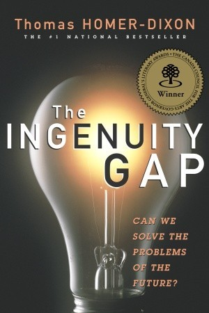 The Ingenuity Gap: Can We Solve the Problems of the Future?