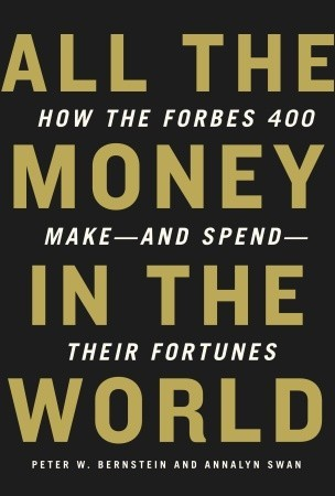 All the Money in the World by Peter W. Bernstein