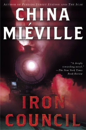 Iron Council by China Miville