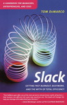 Slack by Tom DeMarco