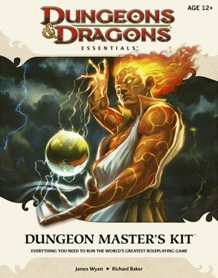 Dungeon Master's Kit by James Wyatt