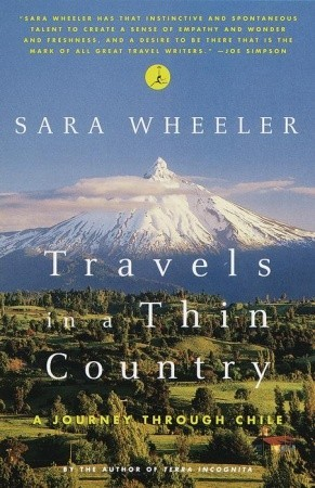 Travels in a Thin Country by Sara Wheeler