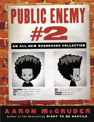 The Boondocks by Aaron McGruder