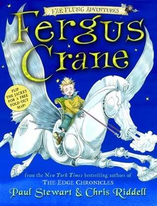 Fergus Crane (Far-Flung Adventures, #1)