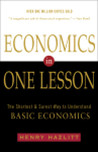Economics in One Lesson by Henry Hazlitt