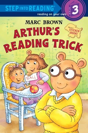 Arthur's Reading Trick by Marc Brown