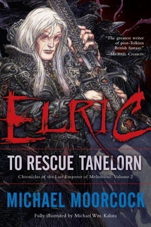 Elric by Michael Moorcock