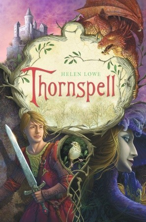 Book View: Thornspell