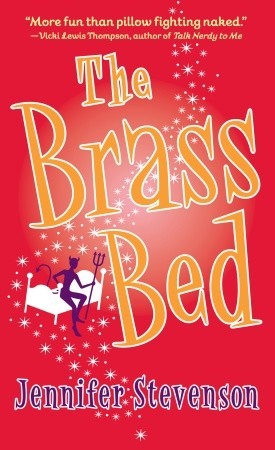 The Brass Bed (Jewel Heiss #1)