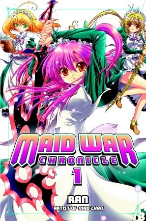 Find Maid War Chronicle 1 RTF by RAN