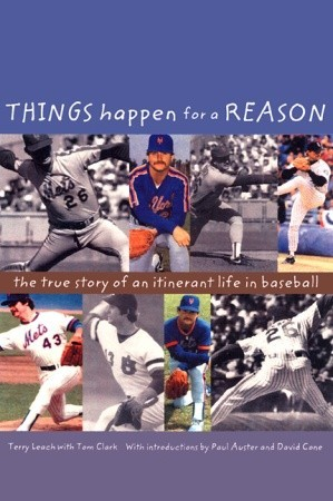 Things Happen for a Reason by Terry Leach