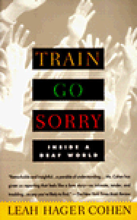 Train Go Sorry by Leah Hager Cohen