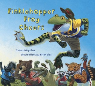 Finklehopper Frog Cheers