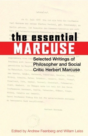 The Essential Marcuse: Selected Writings