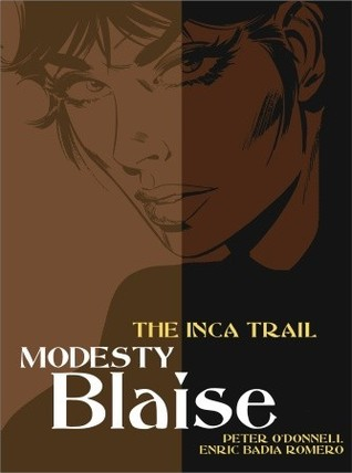 The Inca Trail (Modesty Blaise Graphic Novel Titan #11)