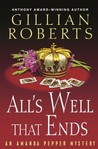 All's Well That Ends (Amanda Pepper, #14)