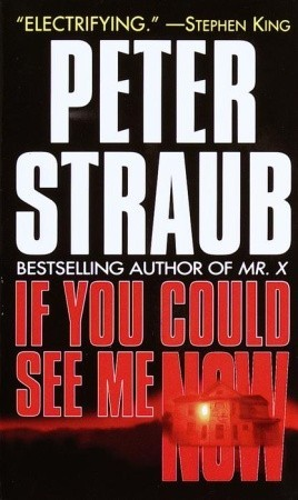 If You Could See Me Now by Peter Straub