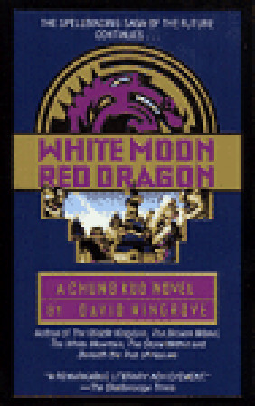 White Moon, Red Dragon by David Wingrove