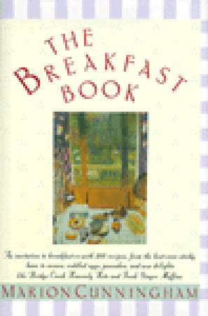 Breakfast Book by Marion Cunningham