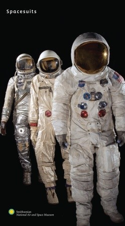 Spacesuits by Amanda  Young