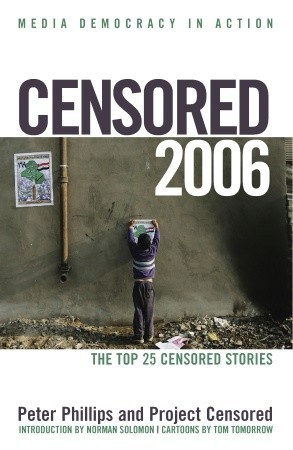 Censored 2006 by Peter Phillips