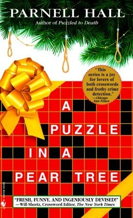 A Puzzle in a Pear Tree (Puzzle Lady, #4)